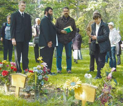Führung über Erfurter Hauptfriedhof Zu Muslimischer Bestattungsku