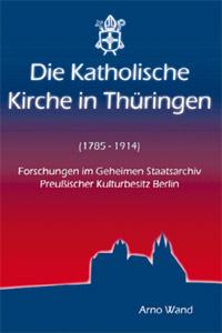 Die katholische Kirche in Thüringen